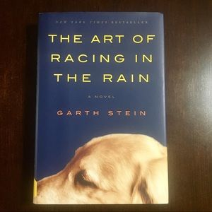 "SIGNED ""The Art Of Racing In The Rain"""